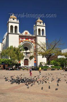 San Salvador, El Salvador, Central America