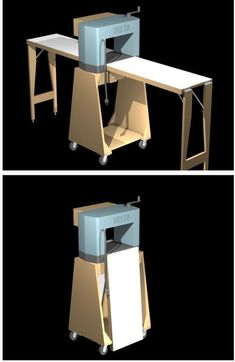 Planer Stand Learn Woodworking, Woodworking Workbench, Woodworking Workshop, Woodworking Furniture, Woodworking Crafts, Woodworking Quotes, Woodworking Machinery, Popular Woodworking, Workbench Plans