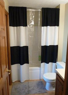 Easy Curtain Tutorial :) Might Have To Try This For My Guest Bathroom. Part 69