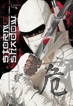 Very nice art of as GI Joe Yo Joe G. Comic Book Characters, Comic Books Art, Arte Ninja, Ninja Art, Gi Joe Storm Shadow, Minions, Gi Joe Cobra, Shadow Warrior, Snake Eyes