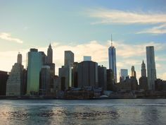New York Across the East River by citylandscapes