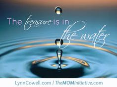 God wants you to dig into His word for yourself...YOU can do it!   http://www.themominitiative.com/2014/03/15/the-treasure-is-in-the-water-by-lynn-cowell/#comment-17338