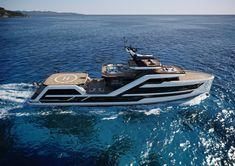 Explorer Yacht, New Explorer, British Marine, Guest Cabin, Lower Deck, Below Deck, Yacht Design, Electric Motor, Battleship