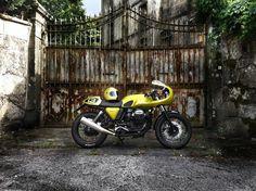 GUZZISTAS - Como unos 11.000 km con una V7 Café de segunda zarpa - Impresiones sobre tu moto