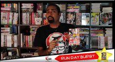 Chronique Vidéo #2 Run Day Burst - Ki-oon