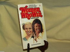 WOMEN WHO WIN BY FRANCENE SABIN LAUREL LEAF DELL 99643 1ST MAY 1977 VINTAGE PB