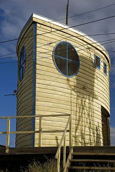 Strange house at Chiloé