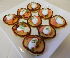 Shelly's Savory Onion Mini Ricotta Pancakes #WLS #healthy #party #protein #lowcarb