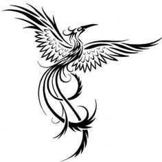 Phoenix 16 - $9.95 : Tattoo Designs, Gallery of Unique Printable Tattoos Pictures and Ideas