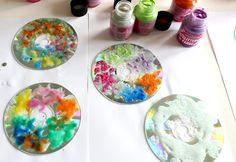 CD Kunst Malerei Kreativ - CD Art Painting Creative