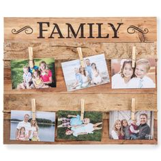 Adorn Your Walls with Inspiration Wrapped with weathered jute, it's a gorgeous, fun way to display photos and special notes. Just clip your photos or notes with the included clothespins. Makes a great gift Rustic wooden panels Includes six clothespins 17-1⁄2L x 21W x 1D 4-1⁄4 lb USA made in Ohio