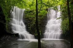 Wildman Twin Falls - Arkansas - Photo by Tim Ernst