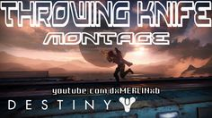 """Destiny: """"Hunter"""" Throwing Knife Montage Destiny Videos, Destiny Gif, Destiny Hunter, Throwing Knives, I Hope You, I Am Awesome, In This Moment, My Love, Movie Posters"""