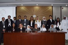 "A team of students from American University of Sharjah (AUS) won top honors at the first annual Gulf Cooperation Council ""Jessup Friendly"" Moot Court Competition held recently in Kuwait. The competition, hosted by Kuwait International Law School, saw the winning AUS team address a variety of topics including litigation of an interstate dispute over the law of refugees, the use of transnational common-pool resources, the regulation of cultural property, evidence in international litigation…"
