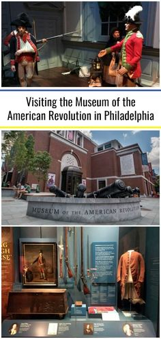 Discovering Revolutionary War history at the Museum of the American Revolution in Philadelphia, Pennsylvania You are in the right place about American History videos Here we offer you the most beautif American History Museum, African American Museum, American History Lessons, History Memes, History Facts, History Timeline, History Photos, Art History, Pennsylvania History