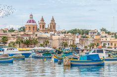 A menos de cuatro horas en avión: Malta