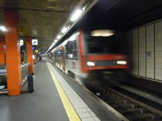 RER:Orsay Museum Station /RER:オルセー美術館駅 @Paris