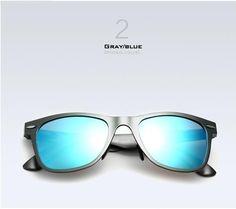 VEITHDIA Brand Designer Classic Designer Men Polarized Lens Women Sunglasses  Square Sun Glasses Eyeglasses oculos de sol For Men d90c45a112