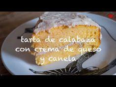 Tarta de calabaza con crema de queso y canela | La Gulateca