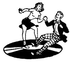girlinthejitterbugdress.com thinks this is a swell clip art of 1940s lindy swing jitterbug. Want to read about 1940s swing dance and more Check out my link!