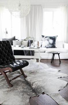 Daniella Witte: Livingroom
