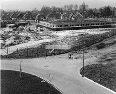 Bouw van het nieuwe gemeentehuis in Hardenberg. | Mijn Stad Mijn Dorp