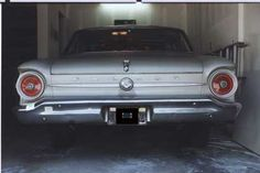 Paul and Sharlene Cartier's 1963 Falcon Sprint Hardtop (story/photos in link...bought new from Cali dealer) (410×273)