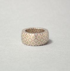 Minoru Hotta - married metals - tiny little cubes!