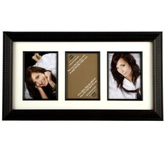 Studio Décor® Impressions™ Ribbed 3-Opening Collage FrameStudio Décor Impressions Ribbed 3-Opening Collage Frame