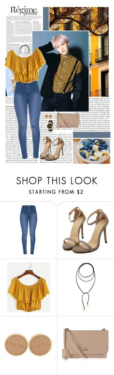 """Sugababy ♡"" by angiielf ❤ liked on Polyvore featuring Anja, Cole Haan, Vanessa Mooney, Chanel, Vivienne Westwood and Gucci"