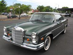1967 Mercedes-Benz 280 SE Coupé #cars #coches #carros