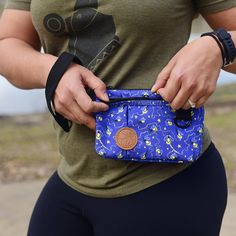 Waist Purse German Shepherd Image Love Unisex Outdoor Sports Pouch Fitness Runners Waist Bags