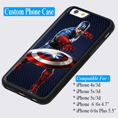 Hot Custom Captain America