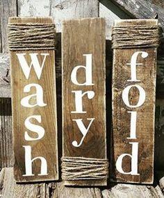 Rustic-Sign-Wash-Dry-Fold-Laundry-Room-Decor-Set-of-Three-0