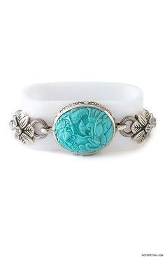 Stephen Dweck Turquoise bracelet