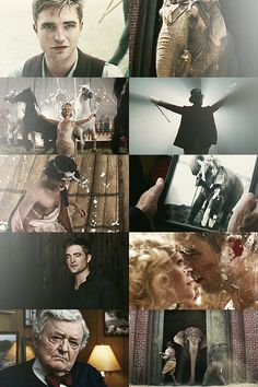 Water for Elephants -- Great movie!