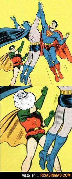 Awww Robin . . .  (For Rebecca)