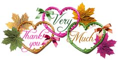 beautiful thank you glitter graphics | Copy the code and paste in your profile or page of comments