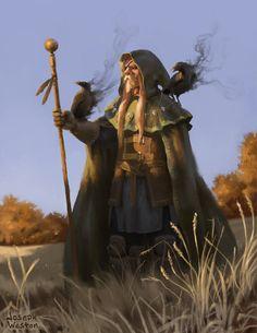 * Odin - Hours of Wealth by Joseph Weston