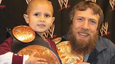 WWE Announces Connor's Cure Charity In Honor Of Connor Michalek - StillRealToUs.com