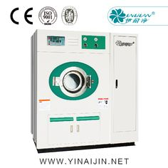 YND-10 hydrocarbon dry cleaning machine and drying machine