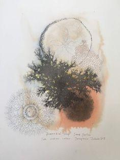 Josephine Jakobi artwork Nature Inspired, Surface, Texture, Water, Artist, Artwork, Design, Surface Finish, Gripe Water