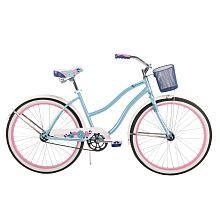 Gracyn   Womens 26 Inch Huffy Summerland Cruiser Bike