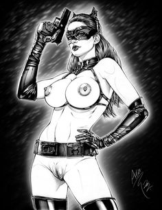 CATWOMAN DARK KNIGHT RISE SHOWING TITS AND PUSSY by Armando-Huerta on DeviantArt