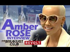Amber Rose Interview at The Breakfast Club Power 105.1 (2/13/2015)