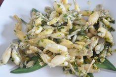 Cuisse de grenouille aux beurre d'escargot