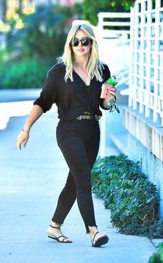 Hilary Duff from The Big Picture: Today's Hot Photos