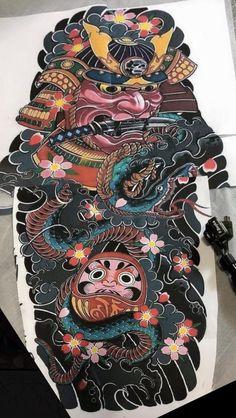 Japanese Dragon Tattoos, Japanese Sleeve Tattoos, Dragon Oriental, Bio Organic Tattoo, Japan Tattoo, Samurai Tattoo, Tatoos, Tatting, Thighs