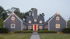 Dream House, 2.0: Customizable Hugh Newell Jacobsen-Designed Home Plans Now For Sale #interiorsdesign
