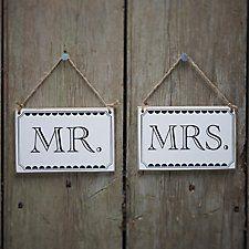 """""""Vintage Affäre"""" Mr und Mrs Schilder"""